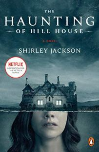 Shirley Jackson's The Haunting of Hill House book cover.