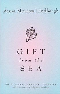 Anne Morrow Lindbergh's Gift from the Sea book cover