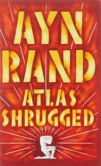 Ayn Rand's Atlas Shrugged book cover