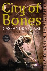 City of Bones (The Mortal Instruments #1) by Cassandra Clare book cover