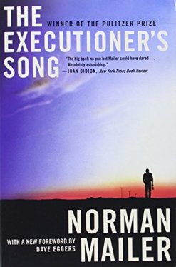 The Executioner's Song by Norman Mailer book cover