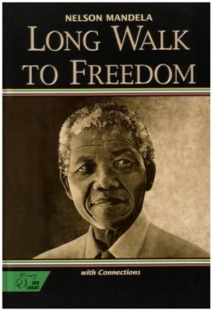 Books from 1990s Long Walk to Freedom book cover