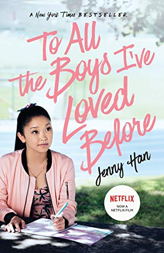 To All the Boys I've Loved Before by Jenny Han book cover