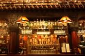 Bobcat Bar area