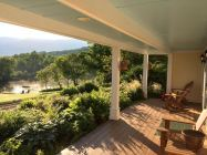 2 - Porch and Garden View