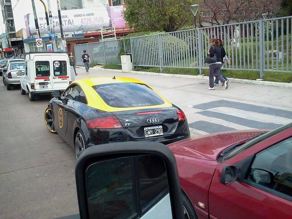 Audi TT Taxi Buenos Aires