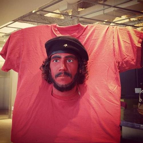 Che Guevara T-Shirt Costume