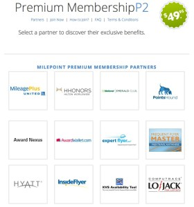 Milepoint Premium Membership Offer