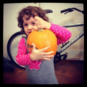 Halloween Pumpkin in Buenos Aires