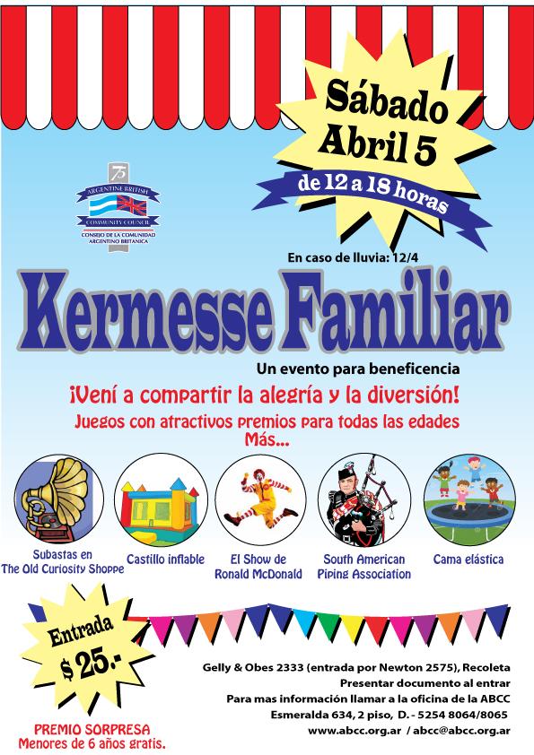 British Embassy Buenos Aires Fall Fair