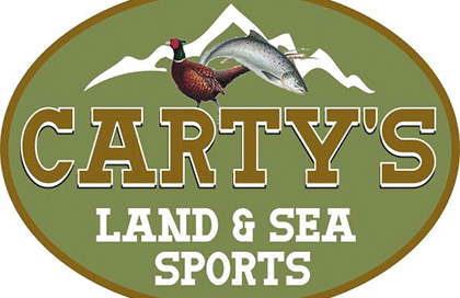 Carty's Land & Sea Sports, Bundoran logo