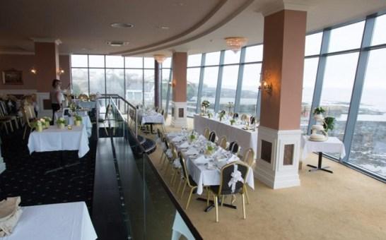 View from the Peak Restaurant, Bundoran, Co. Donegal