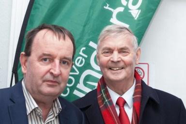 Michael Daly & Brian McEniff