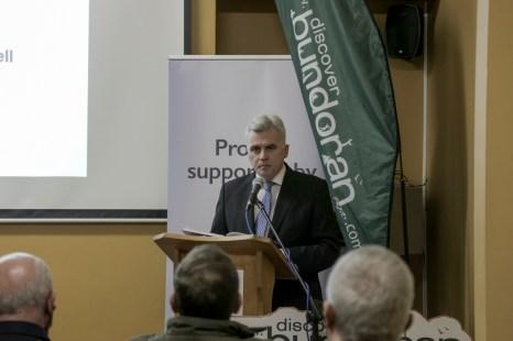 John O'Connell, Chairman of Discover Bundoran - Discover Bundoran new brochure launched