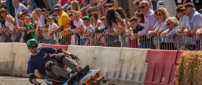 Soapbox Sunday 2018 - Bundoran Lifeboat Soapbox Race
