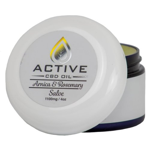 Active CBD Oil Salve 1100mg