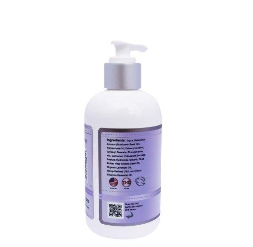 Active CBD Oil Lotion Citrus Lavender 1100mg