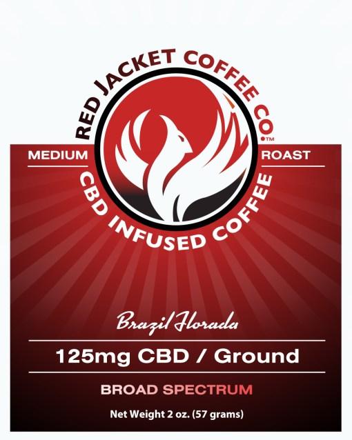 Brazil Florada CBD Coffee