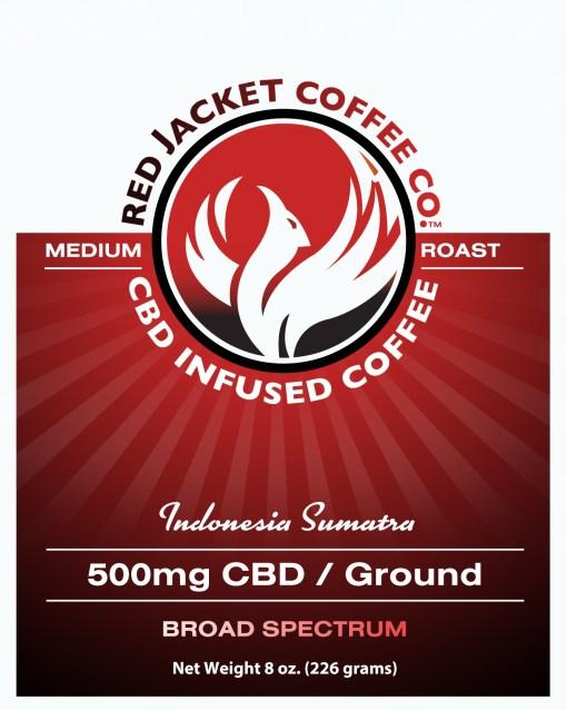 Indonesia Sumatra CBD Coffee