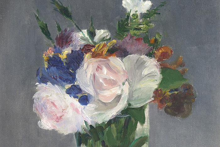 Painting Flowers in the Age of Impressionism