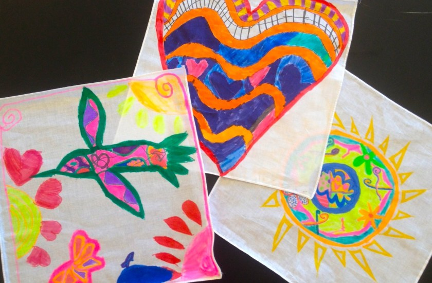 Creating Art to Celebrate ACS