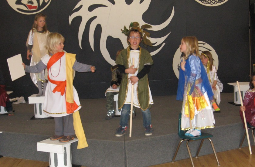 Gods and Goddesses and Myths oh MY!