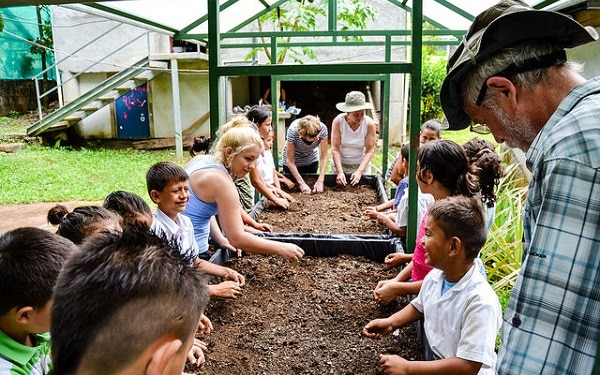 Voluntourism in Costa Rica