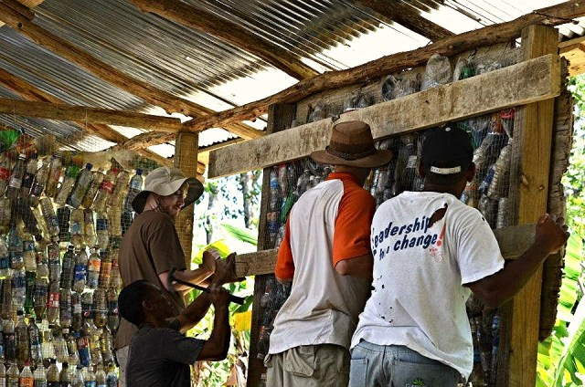 Building a bottle clinic, by DiscoverCorps