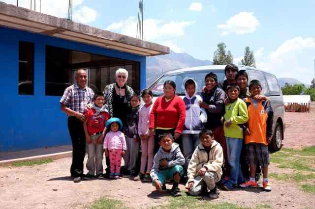 Voluntourism in Peru with Discover Corps