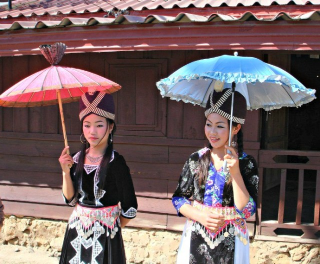 Things to do in Thailand - Visit the Hmong People
