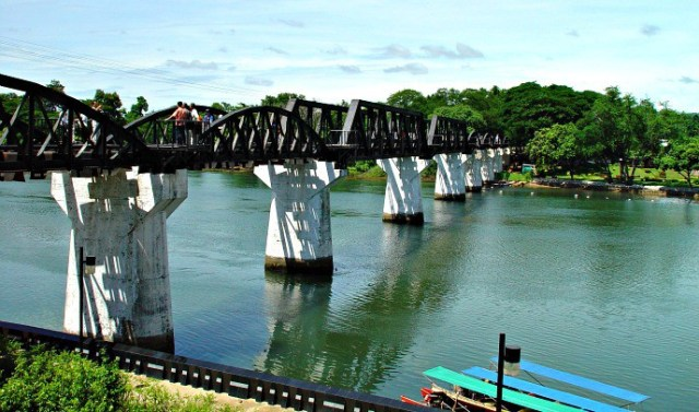 Things to do in Thailand - see Bridge Over River Kwai