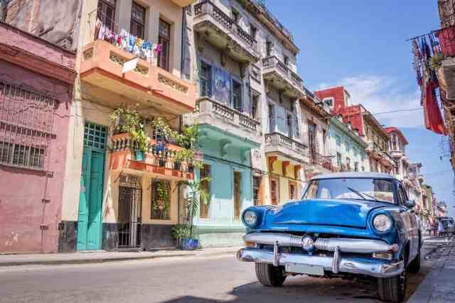 Cuba Trips