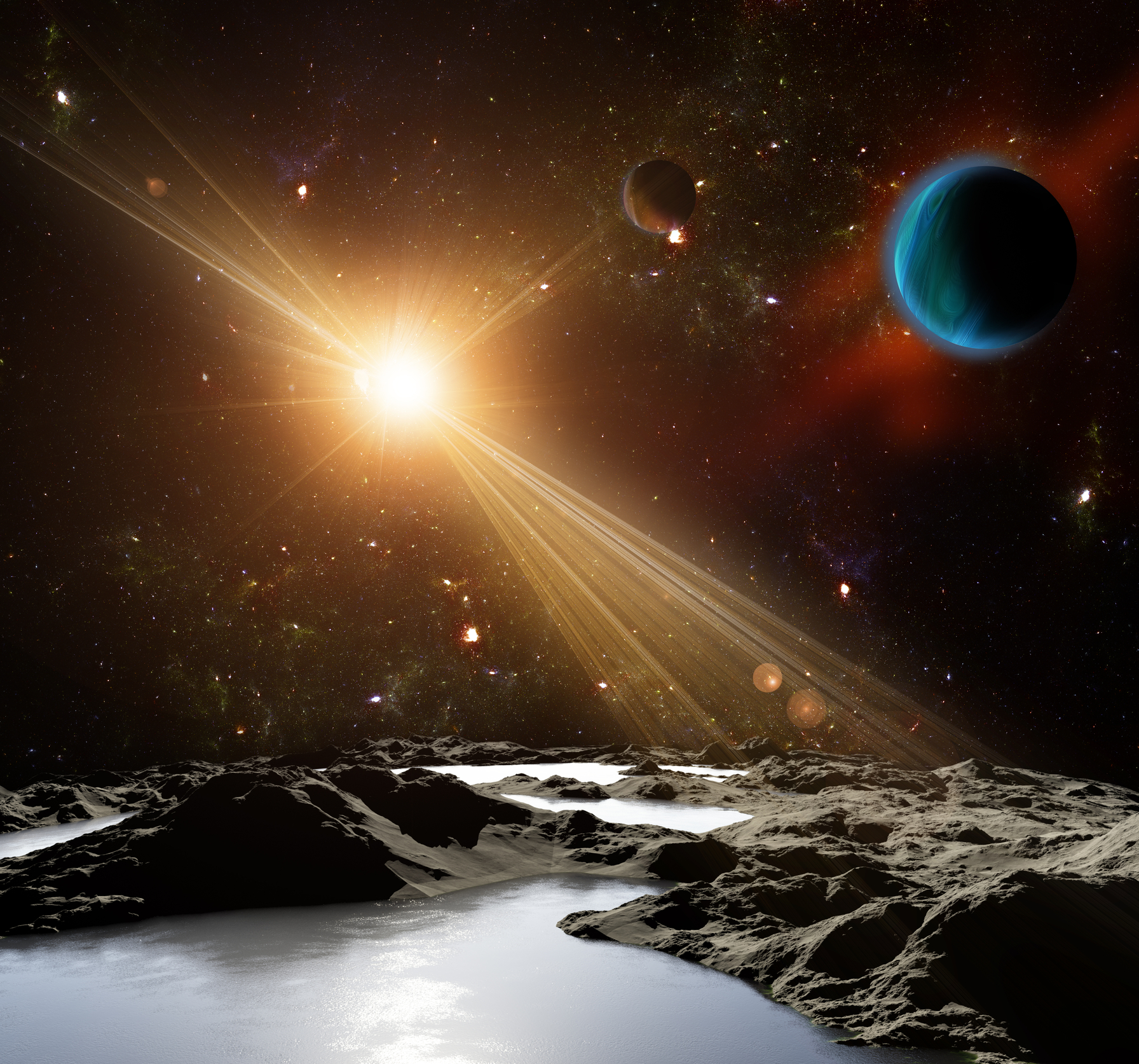 Star And Planetary Formation
