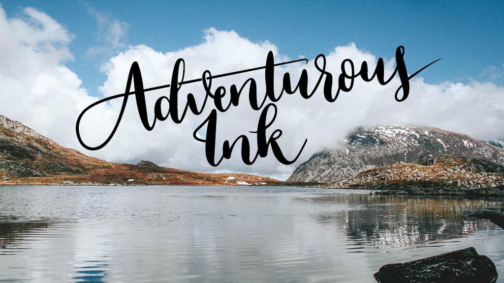 adventurous ink