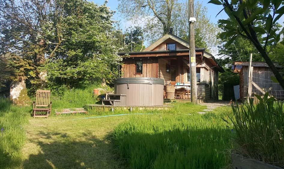 The Cosy Cabin - Cilgwyn, Pembrokeshire