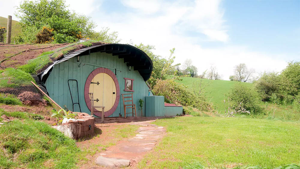 The Hobbit House - Pengenffordd