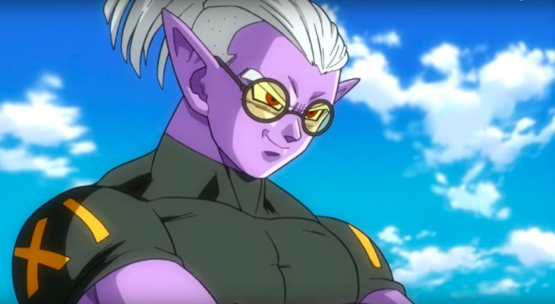 Dragon Ball Heroes villain