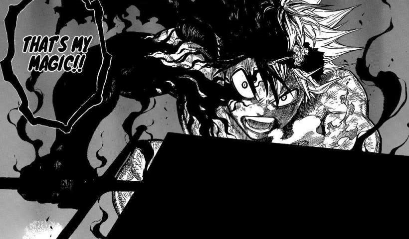 Black Clover Chapter 168