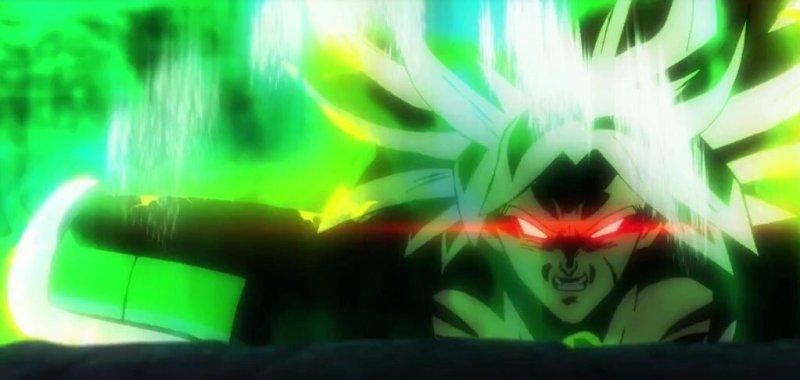 Broly Vs Ultra Instinct Goku