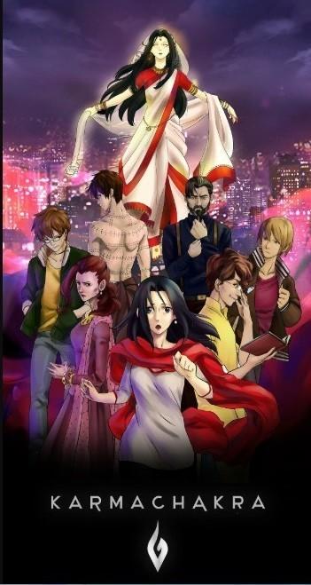 Karmachakra anime Release date