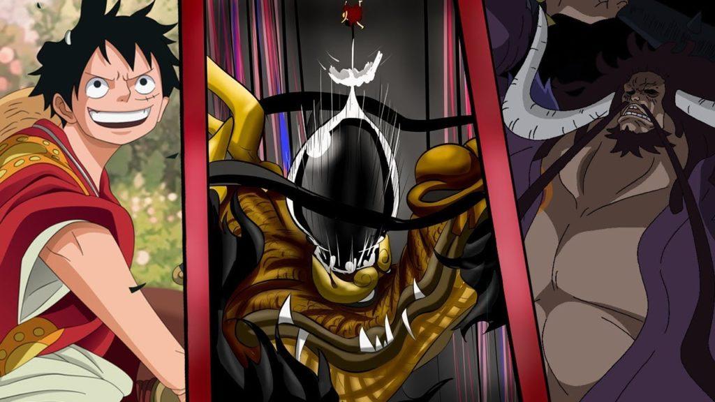 One Piece 923