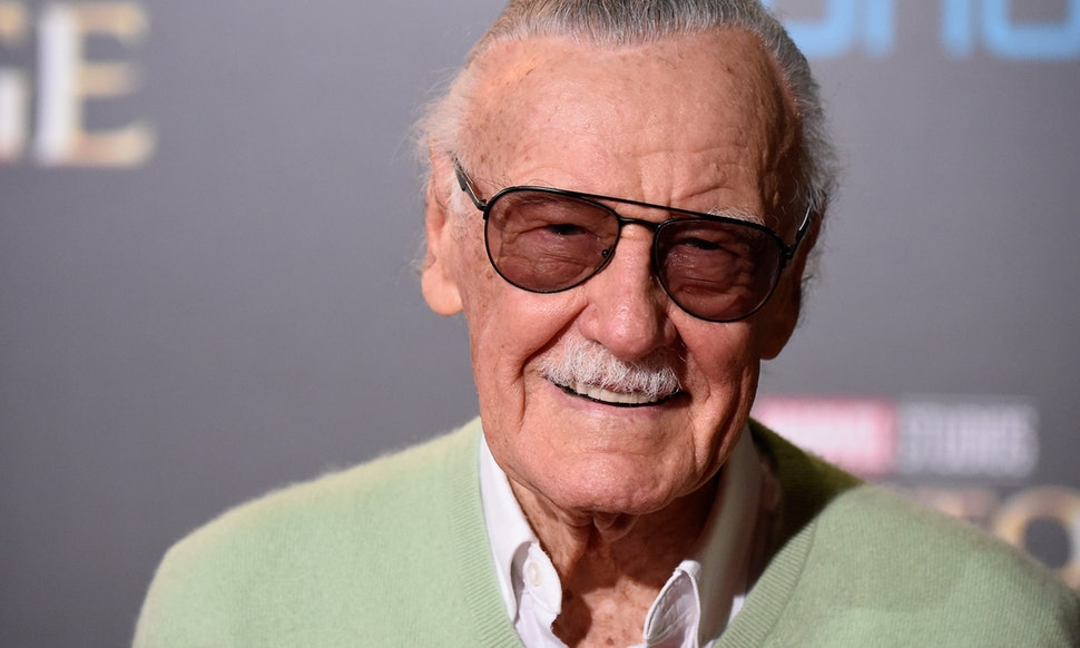 Marvel Stan Lee Died at 95