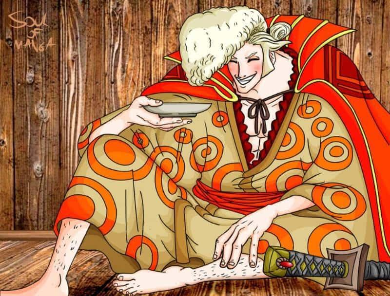 One Piece 927 manga