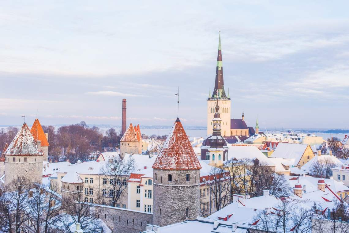 Living in Estonia. Photo courtesy of Unbounce.