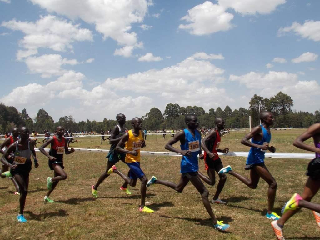 Learn Swahili - Kenya - Runners