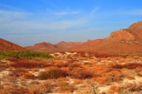the balandra dunes