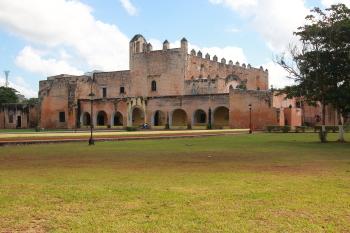 Siskal neighborhood and ex-convent of San Bernadino de Siena