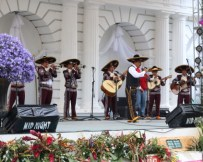 Almost every event in Mexico will have a Mariachi Band as did the spring festival