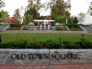 Old Town Square Fairfax City