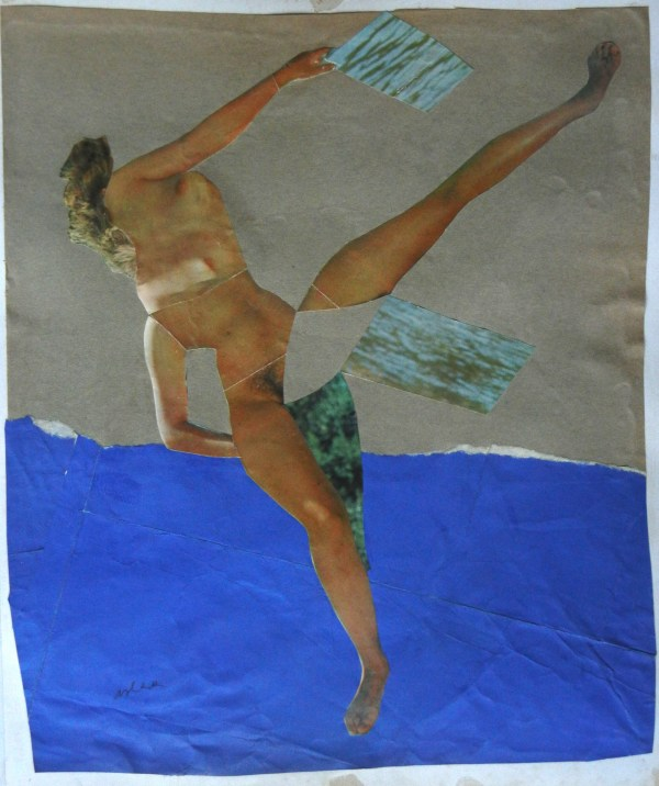 Nude on the Beach No.1
